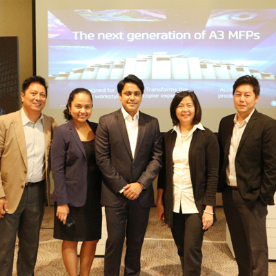 HP together with ICS Unleashes the Next Generation A3 MFP